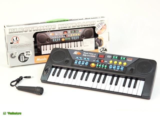 Пианино MQ 802USB с микрофоном (640x480, 59Kb)