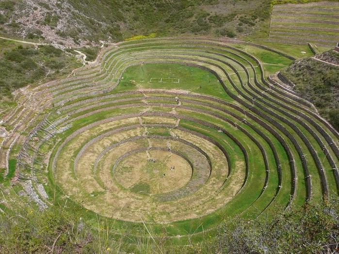 террасы цивилизация древних инков 6 (700x524, 177Kb)