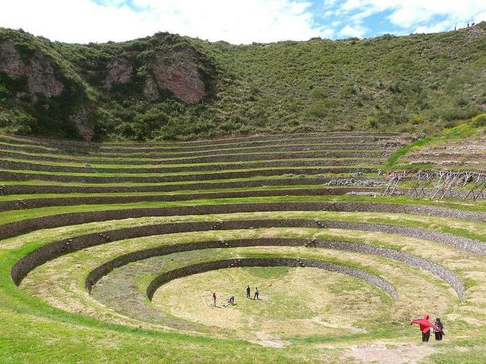 террасы цивилизация древних инков 8 (700x524, 173Kb)