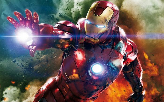 Смотреть Железный человек 3