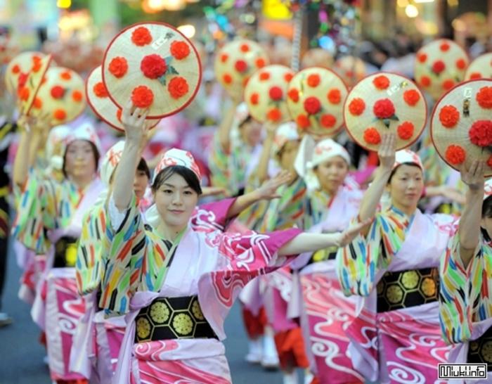 Национальный праздники в японии