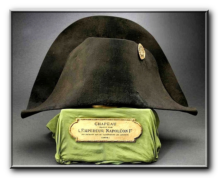 poupard шляпа императора myparis наполеон napoleon (699x570, 264Kb)