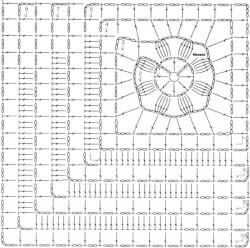 shal-iz-kvadratnyh-motivov-s-asimmetrichnym-risunkom1 (250x248, 26Kb)