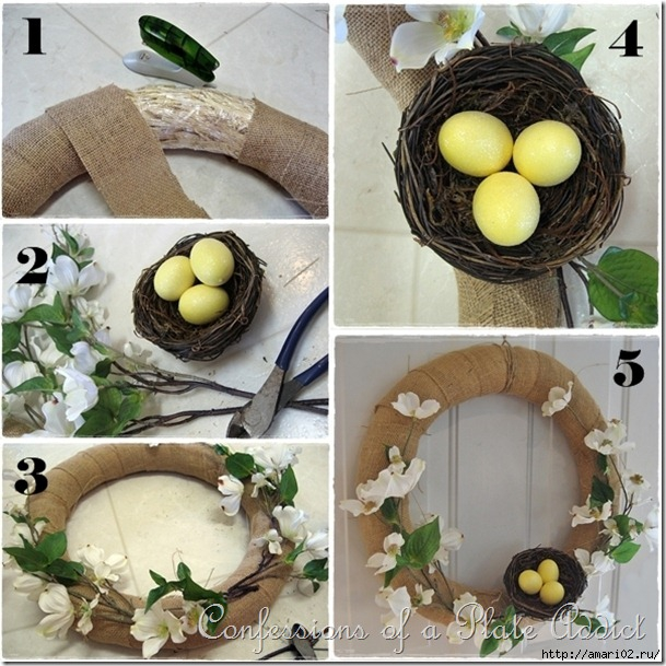 CONFESSIONS OF A PLATE ADDICT Spring Wreath Tutorial_thumb[5] (609x609, 249Kb)