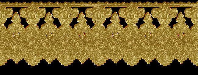 Золотые кружева