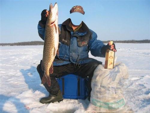 фотошоп про рыбалку