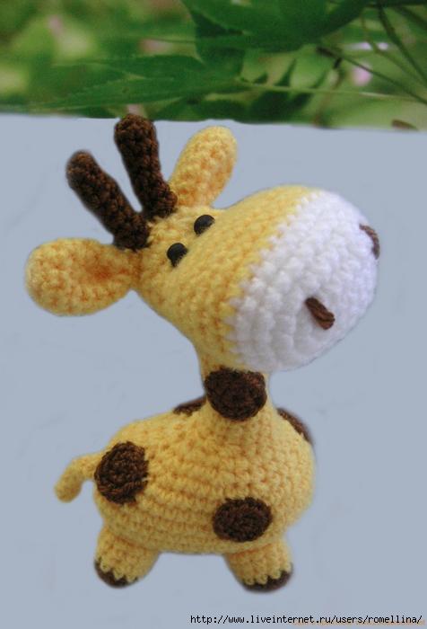 <вязание игрушки схемы - Самое