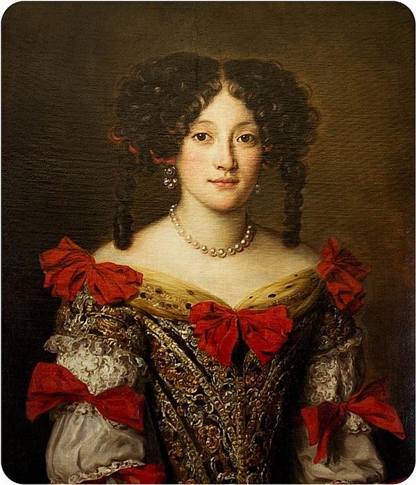 Portrait of a Woman, Jacob Ferdinand Voet   (599x700, 376Kb)