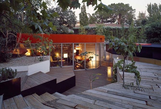 современный дом фото 1 (670x454, 245Kb)