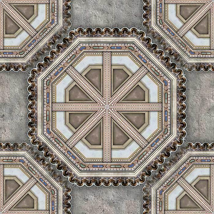 Авторы.  Подушка-геометрия1 * Автор.  Вышивка крестом.  Оригинал.  Цвета канвы разнообразны.