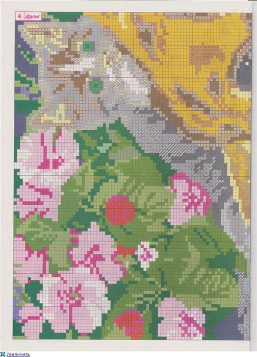 вышивка. схемы (12) (504x700, 270Kb)