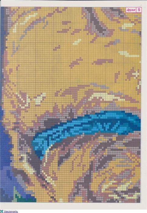 вышивка. схемы (16) (483x700, 277Kb)