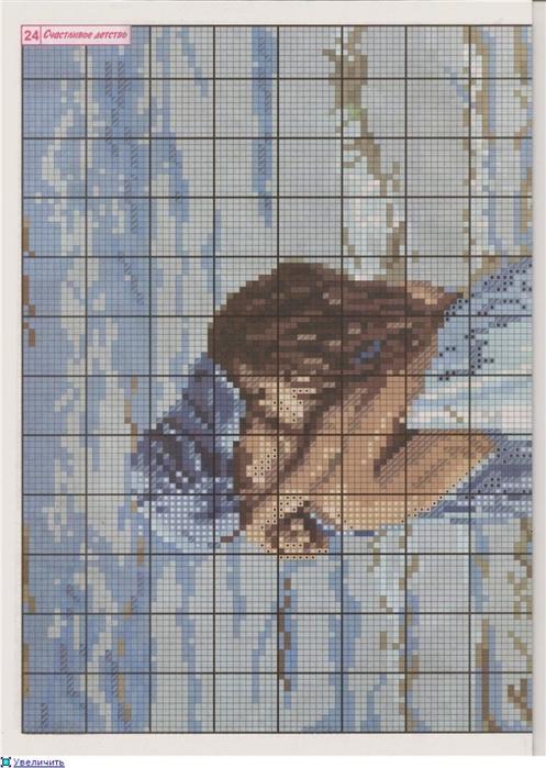 вышивка. схемы (20) (497x700, 267Kb)