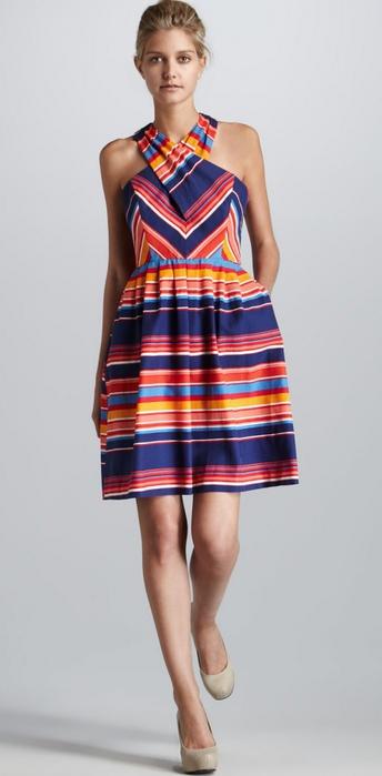 连衣裙裁剪图解(10)