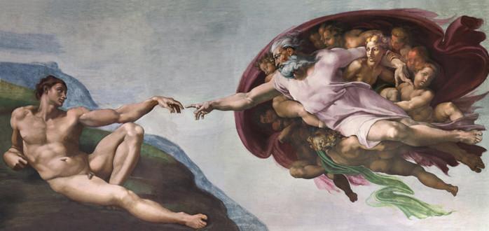 голые мужики в живописи