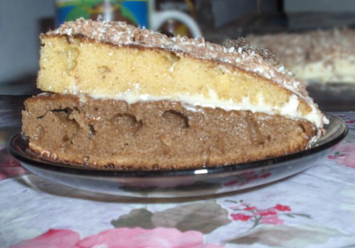 Рецепт торта для детей