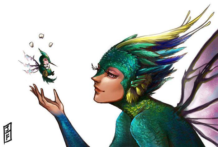 Такая разная Зубная фея и её помощницы Зубные крохи