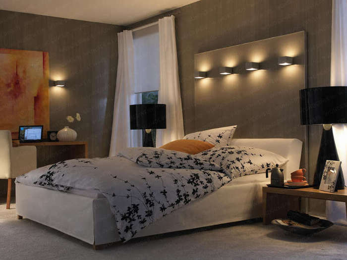 Bedroom tips for men