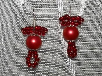 http://terra-hobby.ru/kak-sdelat-kr...n-svoimi-rukami.  5. Красивые сережки из бусин и бисера своими руками.