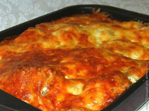 запекаем курицу с гречкой под сырной корочкой (9) (600x449, 51Kb)