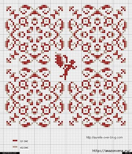 Бискорню. Схемы вышивки (5) (439x512, 226Kb)