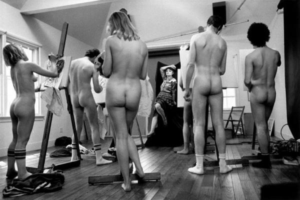прикольные черно-белые фото Эллиотт Эрвитт 7 (600x400, 88Kb)