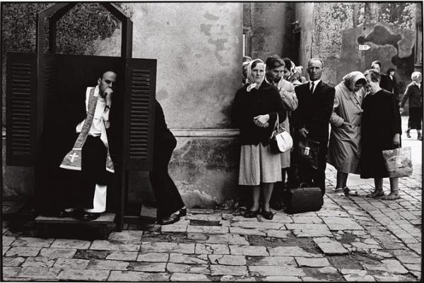 прикольные черно-белые фото Эллиотт Эрвитт 9 (600x401, 110Kb)