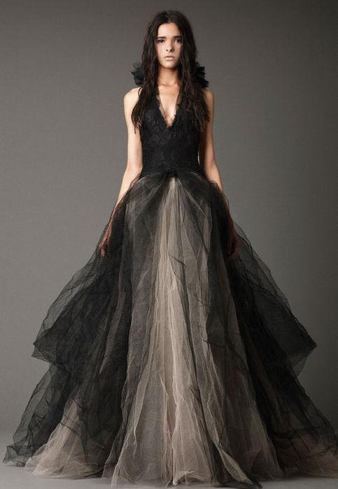Современные платья 3