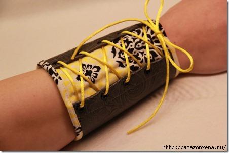 кожаный браслет со шнуровкой (17) (452x303, 75Kb)