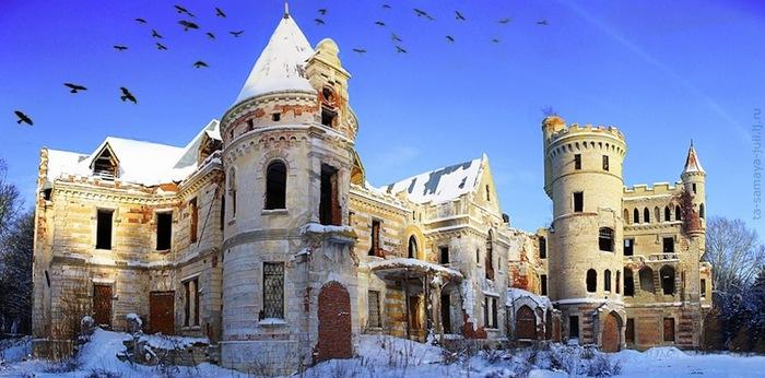 Усадьба в Муромцево, Россия (700x346, 100Kb)