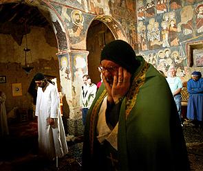 Боевики разгромили православный монастырь в Сирии (295x249, 53Kb)