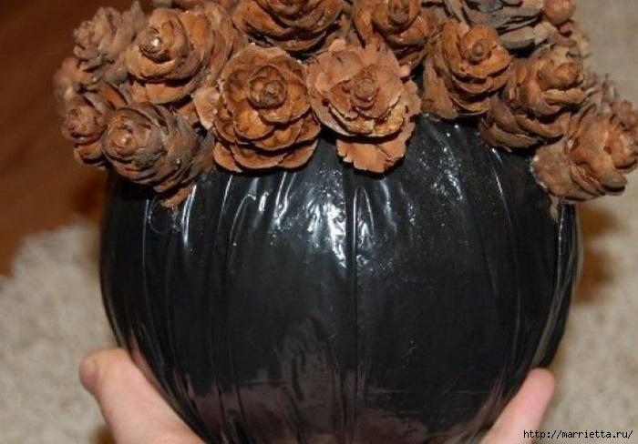 Декоративные шары из шишек (5) (700x488, 172Kb)