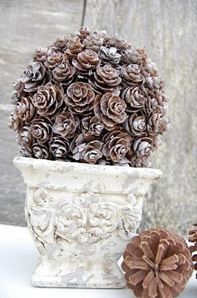 Декоративные шары из шишек (7) (395x597, 101Kb)