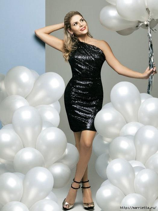 вечернее чероне платье (524x700, 160Kb)