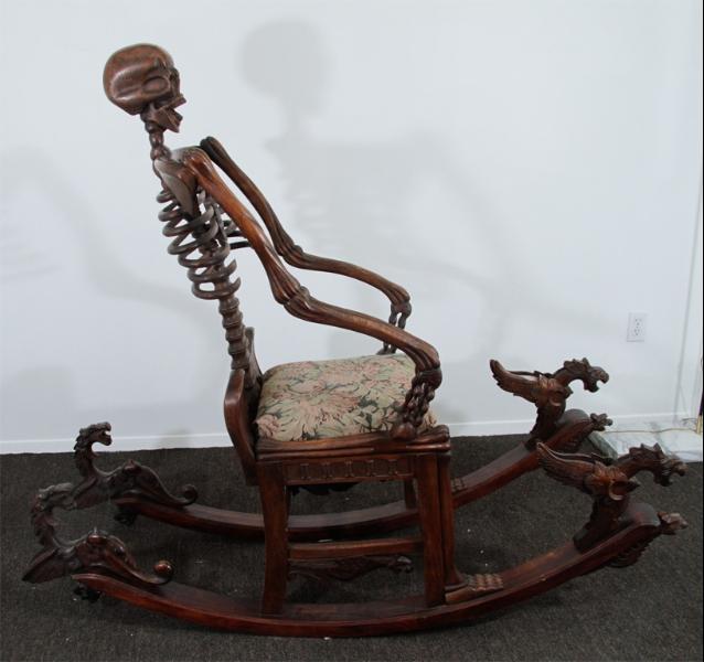 дизайнерские кресла Skeleton Rocking Chairs 2 (638x600, 216Kb)