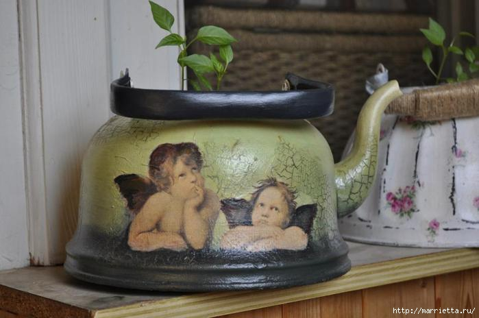 декорирование старого чайника (17) (700x464, 119Kb)