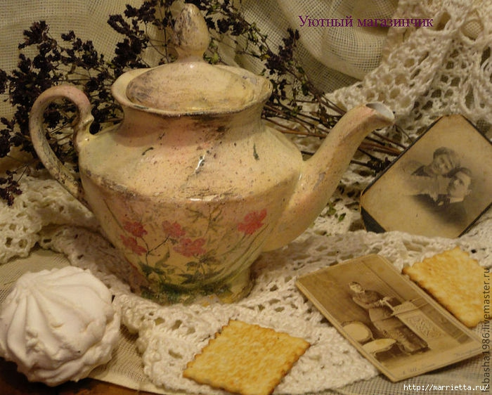 декорирование старого чайника (25) (700x562, 263Kb)