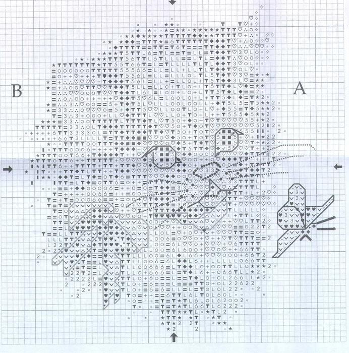 42003 Bucilla - Picture Perfect (1) (692x700, 439Kb)
