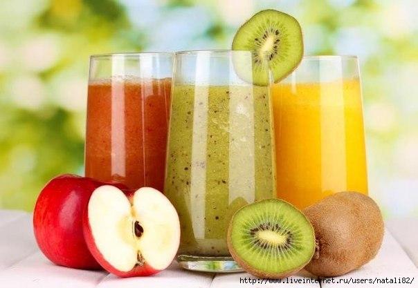 рецепты жиросжигающих коктейлей diet
