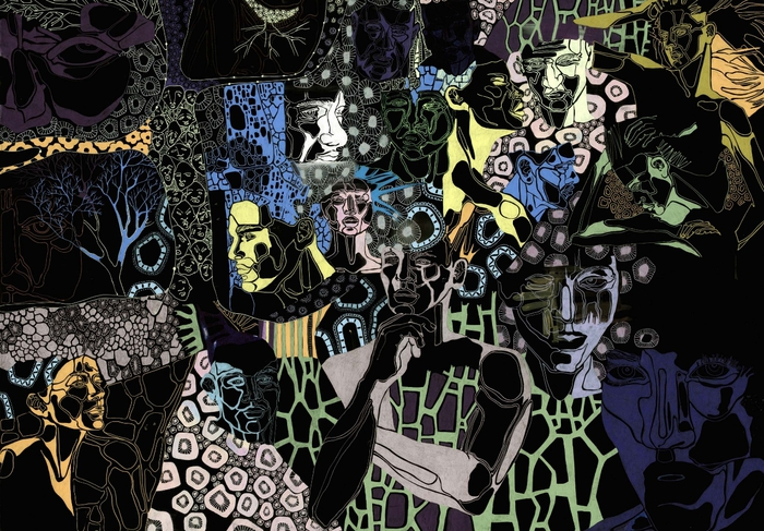 картины художницы Сони Сухарян 13 (700x487, 339Kb)