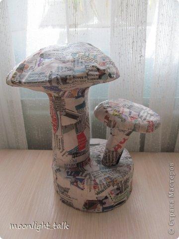 осенние грибы из папье-маше (2) (360x480, 33Kb)