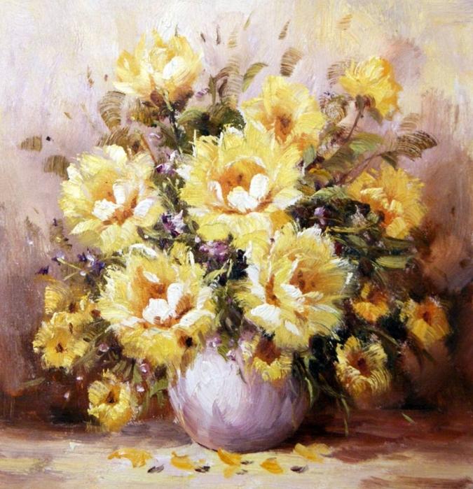 Цветок антонио