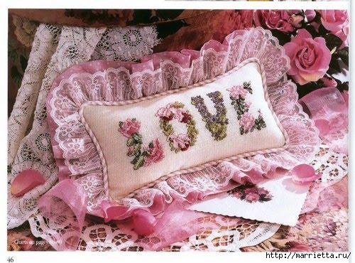 Красивая цветочная вышивка - АЛФАВИТ (20) (500x370, 162Kb)