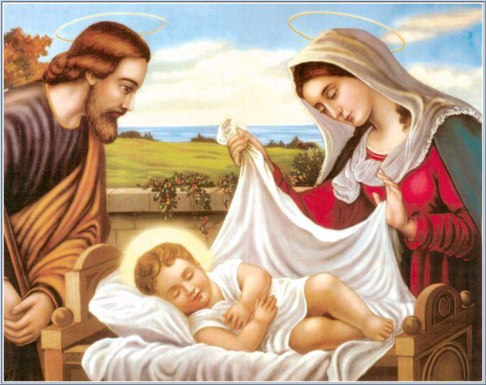 Изображения Девы Марии с сыном