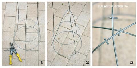 Декоративная клетка из проволоки для плюща (2) (480x241, 38Kb)