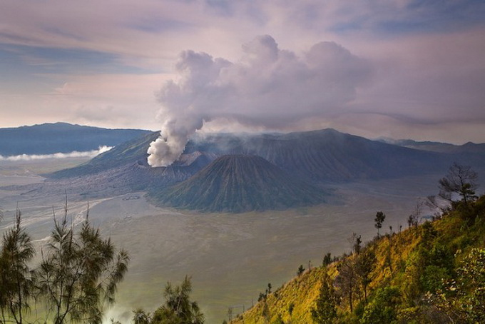 вулкан бромо индонезия фото 2 (680x454, 93Kb)