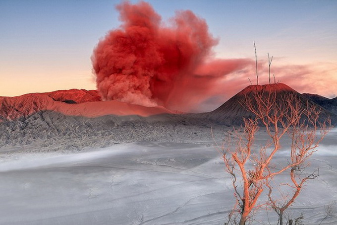 вулкан бромо индонезия фото 6 (680x453, 99Kb)