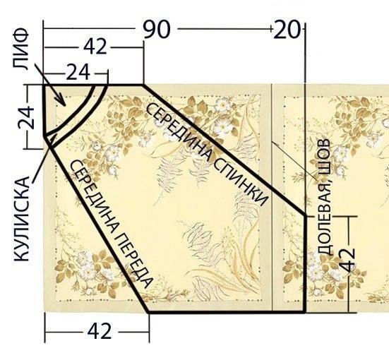 сарафан из платков (25) (551x500, 60Kb)