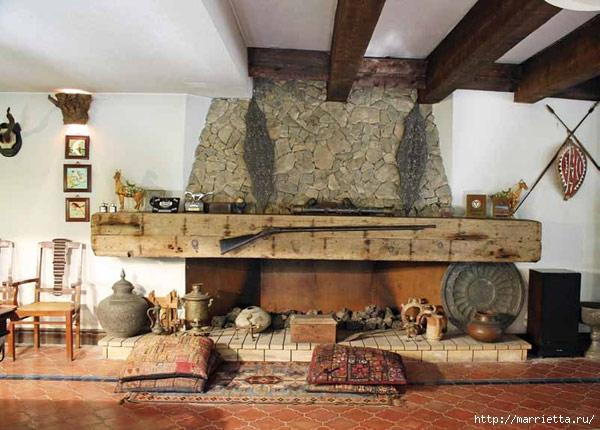 камины в интерьере (33) (600x430, 180Kb)