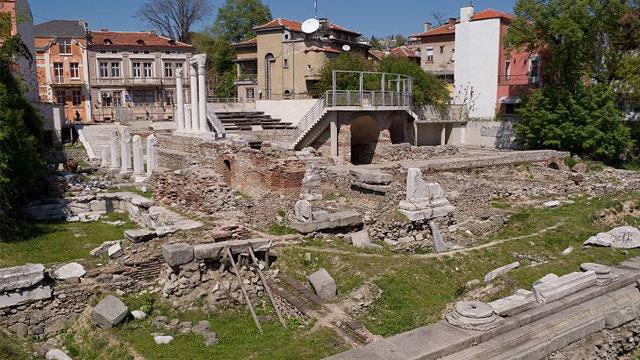 римский форум пловдив болгария фото 4 (640x360, 97Kb)